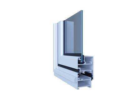 Алюминиевое остекление Проведал для балконов