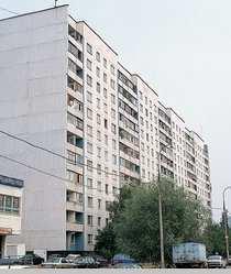 Панельный дом, cерия П-30